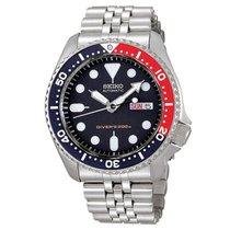 Seiko Uhren Herrenuhr Diver Automatik  SKX009K2