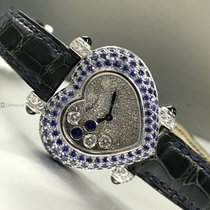 Chopard - Happy Spirit Diamond Dial & Bezel W/G
