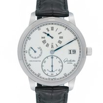 Glashütte Original 18K White Gold Senator Regulator Automatic...