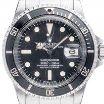 Rolex Submariner Date Stahl Automatik 40mm open 6/9 Ref.1680...