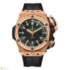 Hublot King Power Oceanographic 18K Rose Gold M'ens Watch
