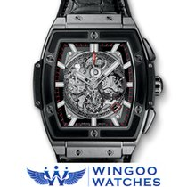 Hublot - SPIRIT OF BIG BANG TITANIUM CERAMIC Ref. 601.NM.0173.LR