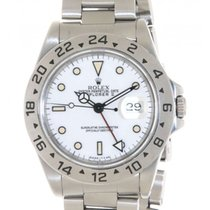 Rolex Explorer II 16570 Steel, 40mm