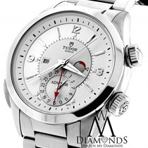 튜더 (Tudor) Heritage Advisor Mens Watch - Steel Bezel - 79620t...
