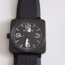 "Bell & Ross BR01-92 Gaucher"" (Left-Handed/Destro)-Limi..."