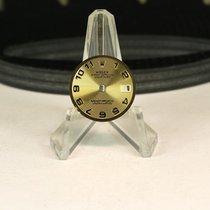 Rolex Zifferblatt für Lady Datejust Gelbgold Schallplatte