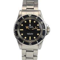 Rolex Vintage No Date Submariner Ref 5513