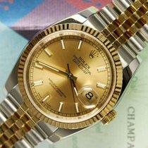 Rolex Datejust SG 116233 PENSKE B/P 2007 near NOS