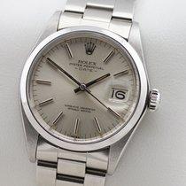 Rolex Oyster Perpetual Date Automatic Edelstahl Herrenuhr