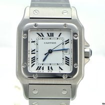 Cartier Santos Galbee 2319 Stainless Steel GREAT CONDITION