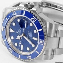 Rolex Submariner 18K Solid White Gold