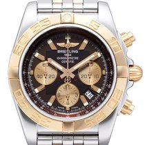 Breitling Chronomat 44 Stahl / Roségold CB011012.Q576.375C