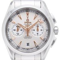 Omega Seamaster Aqua Terra 150 M GMT Chronograph