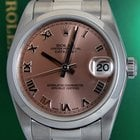 Ρολεξ (Rolex) Datejust 78240 Medium Pink Roman Dial Box&Pa...
