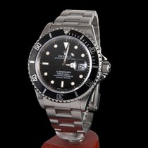 Rolex submariner steel date 300m