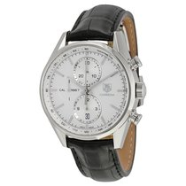 TAG Heuer Men's CAR2111.FC6266 Carrera Chronograph Silver...