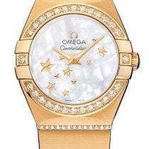 Omega Constellation Star 24mm 123.55.24.60.05.002