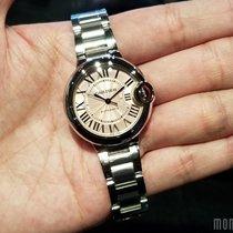 カルティエ (Cartier) W6920100 Ballon Bleu de Cartier Watch 33mm