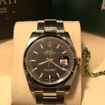 Rolex Datejust 36mm Dial Black