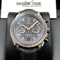 Omega SPEEDMASTER GREY SIDE OF THE MOON Meteorite Dial 44mm [NEW]