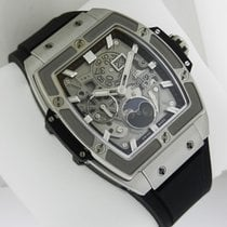 Hublot Spirit of Big Bang Titanium 647.NX.1137.RX Moonphase...