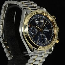 Ωμέγα (Omega) Speedmaster Reduced Automatic Day-Date Acciaio e...