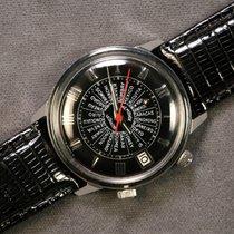 Jaeger-LeCoultre Manual World Time Alarm