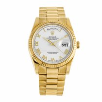 Rolex Day-Date Gold President 11823 (Pre-Owned)