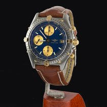 Breitling Chronomat Steel and Gold