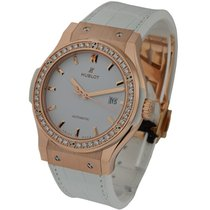 Hublot 542.PX.1180.RX.1704 Classic Fusion 42mm in Rose Gold...