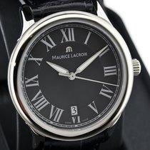 Maurice Lacroix Les Classiques Date Quartz Mens Watch lc1077-s...
