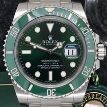 Rolex Submariner Date Ref.116610 LV,  LC100