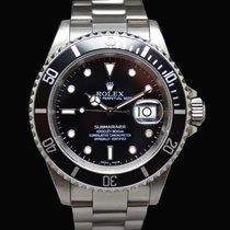 Rolex Submariner Date 16610 Sel K Serial