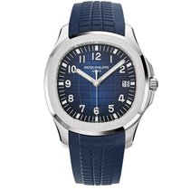 Patek Philippe Aquanaut White Gold 5168G Watch