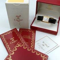 Cartier - Cartier Tank Quartz - 5057001 - Donna - 1990-1999