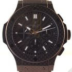 Hublot Big Bang Evolution Black Carbon Chrono - 301.QX.1724.RX