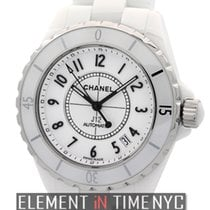 Chanel J12 White Ceramic Automatic 38mm