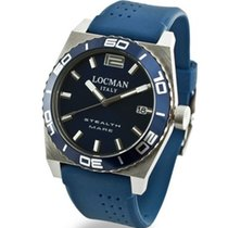 Locman Stealth 021100BA-BLASIB Quartz Men's Watch