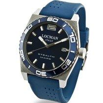 Locman Stealth 021100BA-BLASIB Quartz Men's Watch