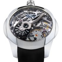 Azimuth Mens Watch Sp 1 Spaceship Predator Skeleton Auto Eta...