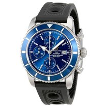 Breitling Superocean Heritage Chronographe 46 Blue Dial...