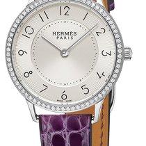 Hermès Slim d'Hermes MM Quartz 32mm 041701ww00
