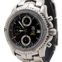 TAG Heuer Link Automatic Chronograph LE SENNA Limited Numbered...
