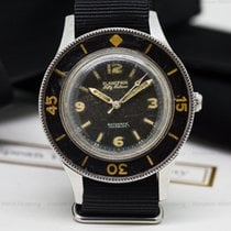 Blancpain Vintage Gilt Fifty Fathoms Aqualung Rotomatic...