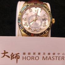 Rolex 勞力士 (Rolex) Horomaster -  326138 Sky-Dweller Silver Dial