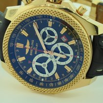 Breitling Bentley Barnato Racing Chronograph 18K Rose Gold...