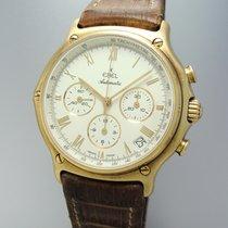 Ebel 1911 Chronograph Gold 18k