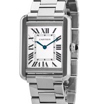 Cartier Tank Women's Watch W5200013