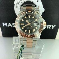 Rolex 126711 GMT-Master II Oystersteel & Everose Gold