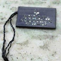 Bulova vintage tag plastic black accutron model
